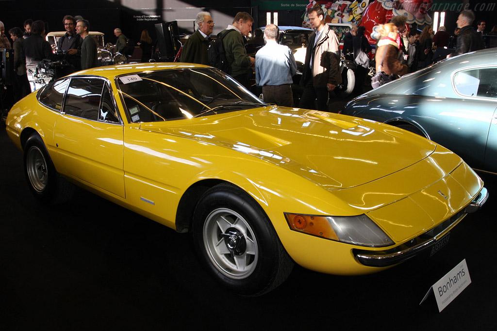 Ferrari 365 GTB/4 Daytona - Chassis: 15367   - 2009 Retromobile