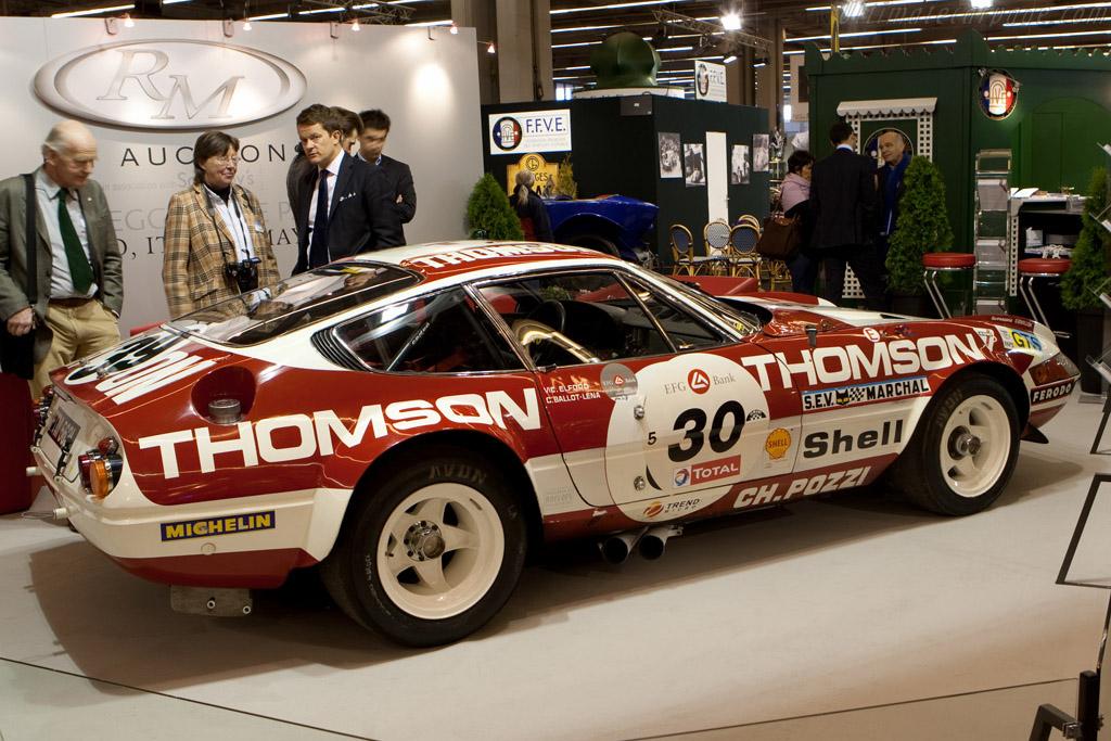 Ferrari 365 GTB/4 Daytona Competizione - Chassis: 16363   - 2009 Retromobile