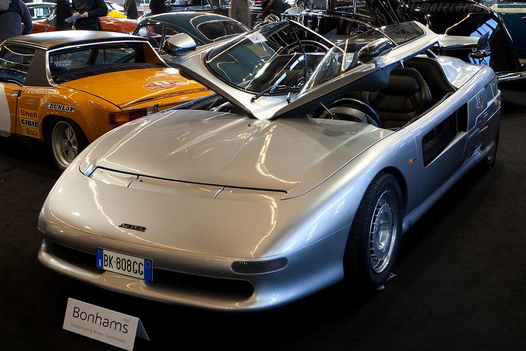 Italdesign Aztec - Chassis: ZA9T1P03A00D50018   - 2009 Retromobile