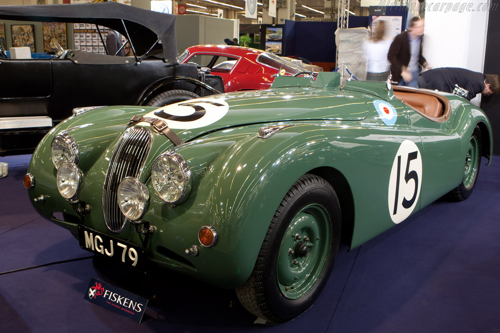Jaguar XK120 Lightweight Roadster    - 2009 Retromobile