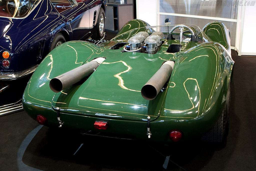 Lotus 30 - Chassis: 30/L/7   - 2009 Retromobile
