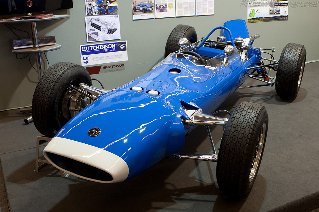 Matra MS1 - Chassis: 01   - 2009 Retromobile