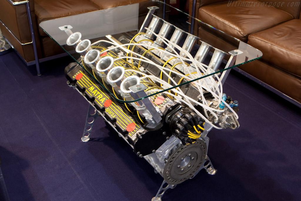 Matra V12    - 2009 Retromobile