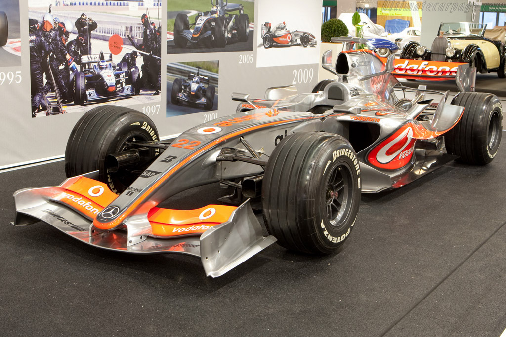 McLaren MP4-23 Mercedes   - 2009 Retromobile