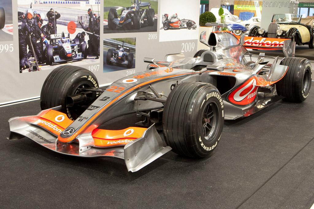 McLaren MP4-23 Mercedes    - 2009 Retromobile
