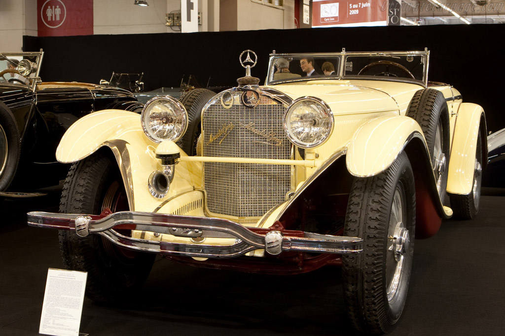 Mercedes-Benz S Saoutchik Roadster - Chassis: 35949   - 2009 Retromobile