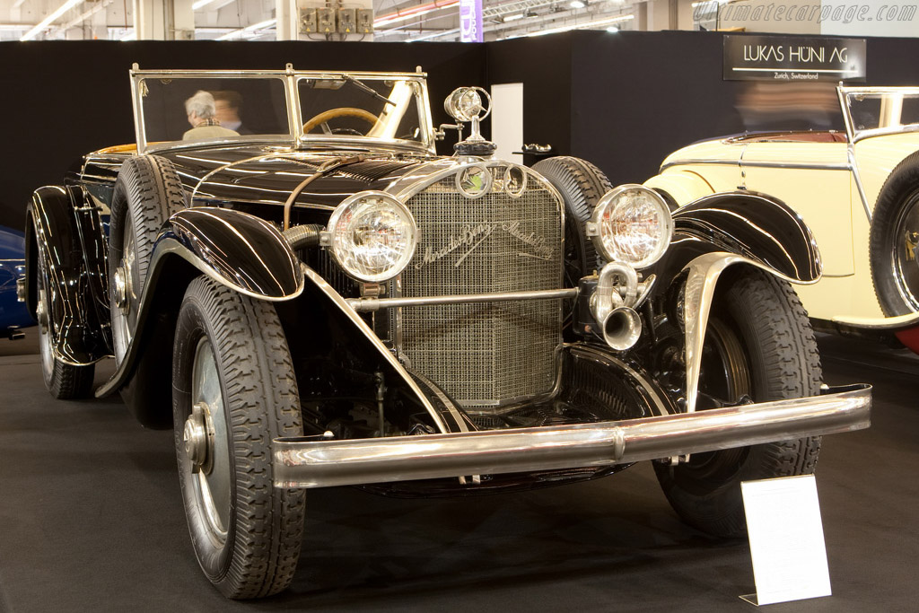 Mercedes-Benz S Saoutchik Roadster - Chassis: 35968   - 2009 Retromobile