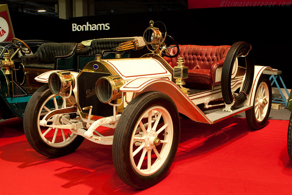 Pratt Elkhart - Chassis: 722   - 2009 Retromobile