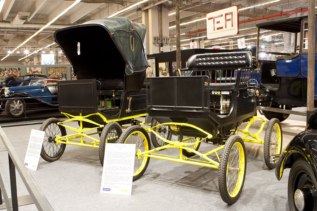 Stanley Steamer    - 2009 Retromobile
