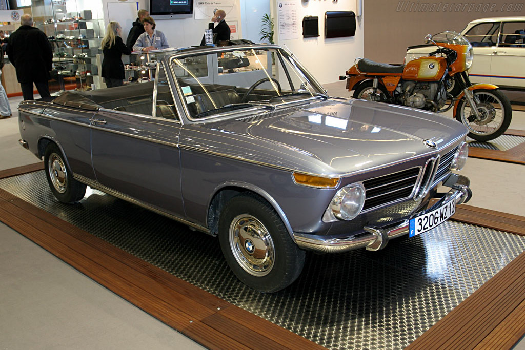 BMW 1600 Cabriolet - Ultimatecarpage.com - Images, Specifications and