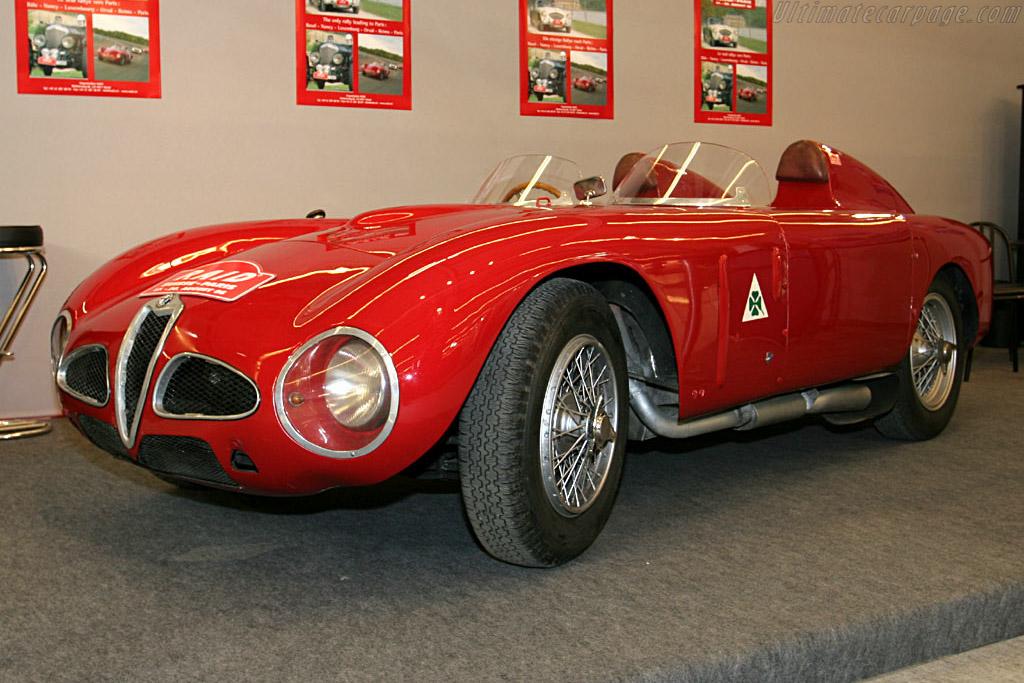Alfa Romeo 6C 3000 CM - Chassis: 1361.00127   - 2006 Retromobile