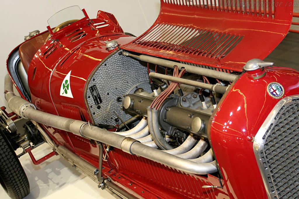 Alfa Romeo P3 - Chassis: 5005   - 2006 Retromobile
