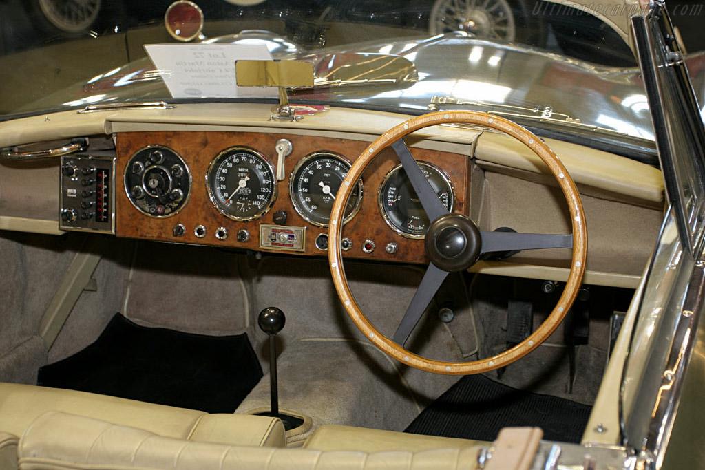 Aston Martin DB2/4 Mk I Cabriolet - Chassis: LML/889   - 2006 Retromobile