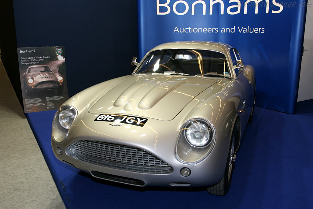 Aston Martin DB4 GT Zagato Coupe - Chassis: DB4GT/0148/R   - 2006 Retromobile