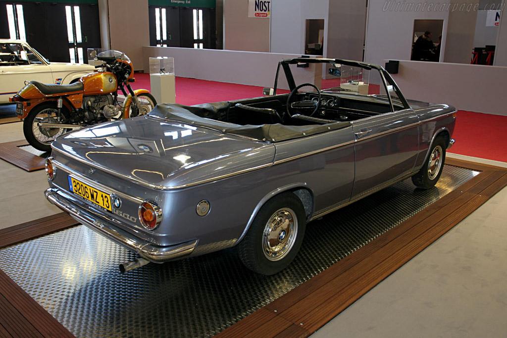 BMW 1600 Cabriolet    - 2006 Retromobile