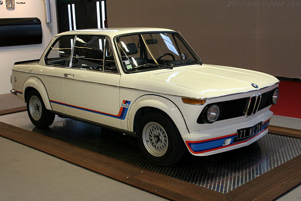 BMW 2002 Turbo    - 2006 Retromobile
