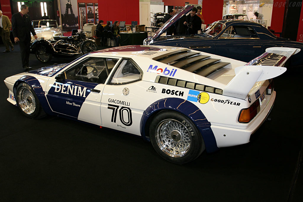 BMW M1 Procar - Chassis: 4301040   - 2006 Retromobile