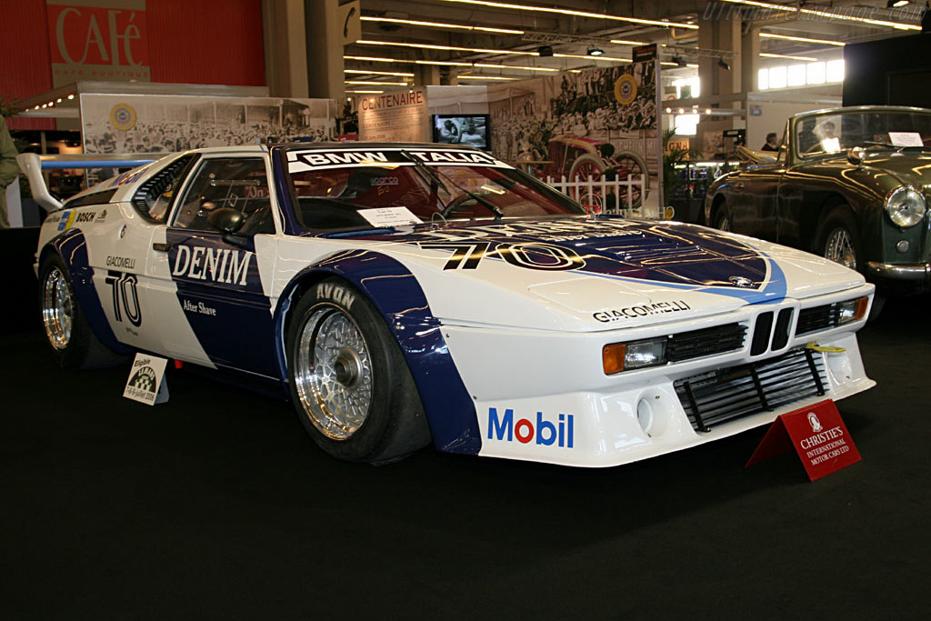 BMW M1 Procar - Chassis: 4301040   - 2006 Retromobile