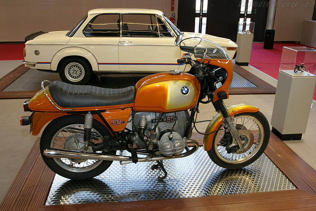 BMW R90 S    - 2006 Retromobile