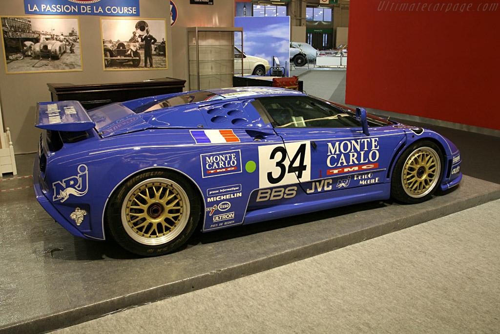 Bugatti EB 110 SS Le Mans - Chassis: 39016   - 2006 Retromobile