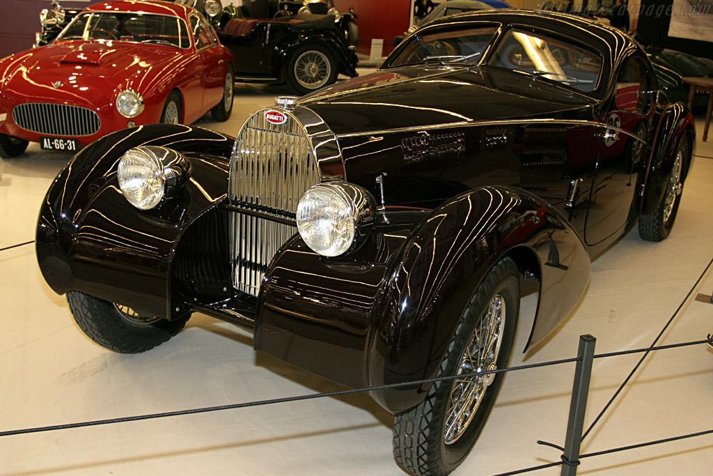 Bugatti Type 57 Gangloff Coupe    - 2006 Retromobile