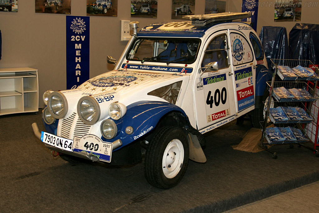Citroën 2CV Dakar    - 2006 Retromobile