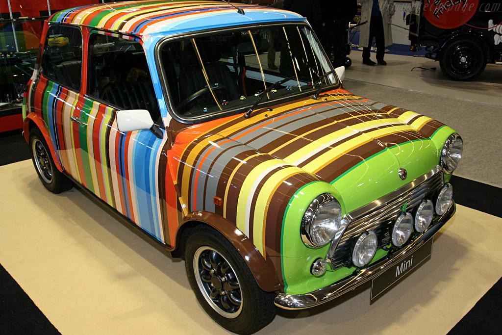 Funky Mini    - 2006 Retromobile