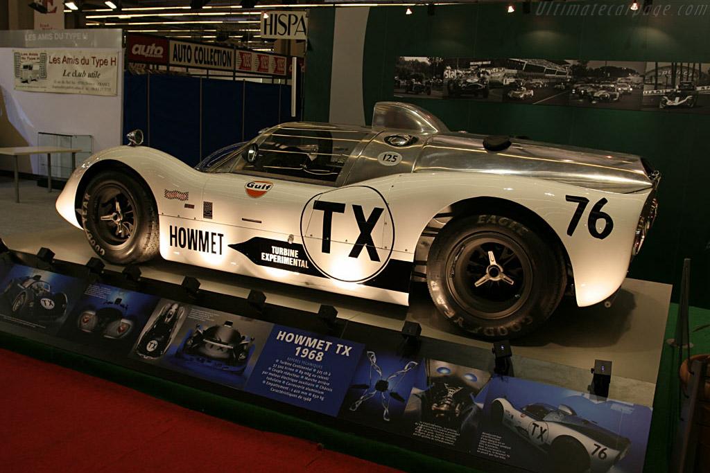 Howmet TX - Chassis: 002   - 2006 Retromobile