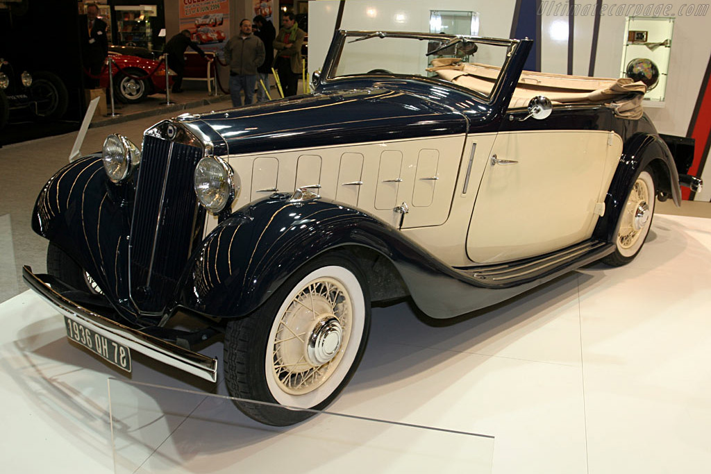 Lancia Belna    - 2006 Retromobile