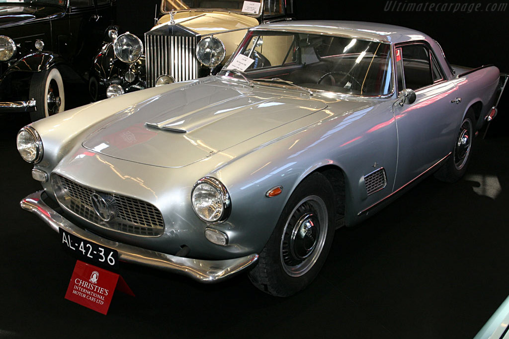 Maserati 3500 GT - Chassis: AM101.2178   - 2006 Retromobile