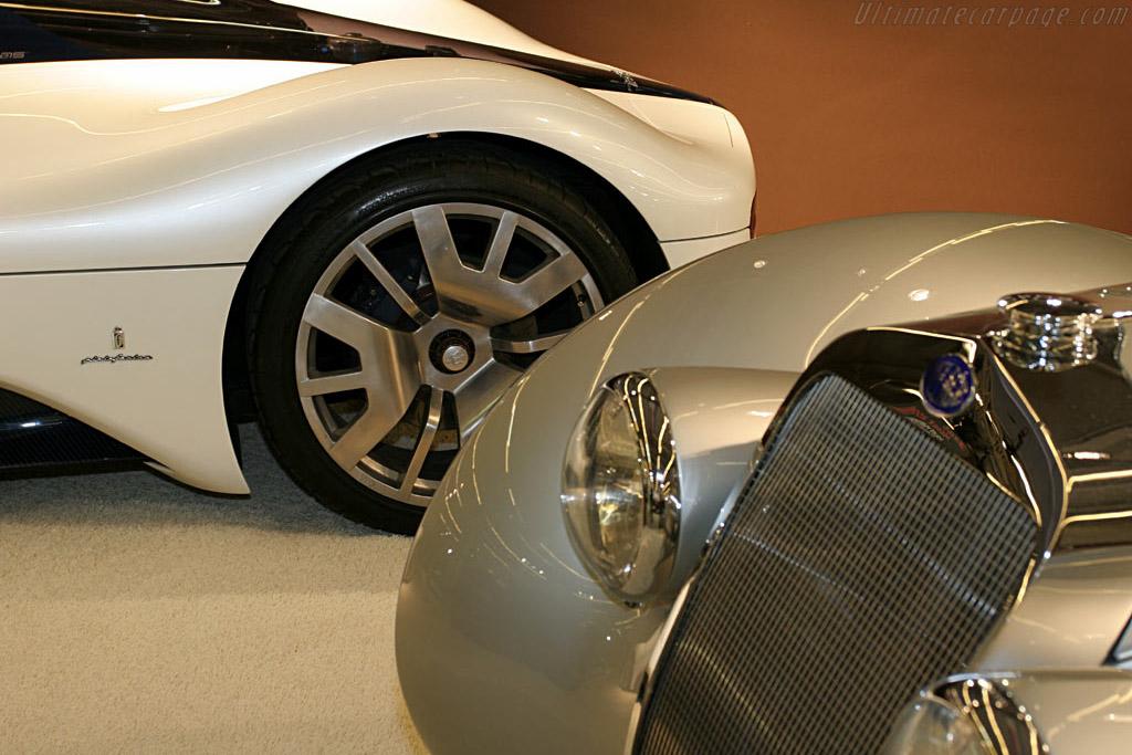 Maserati Birdcage 75th Concept    - 2006 Retromobile