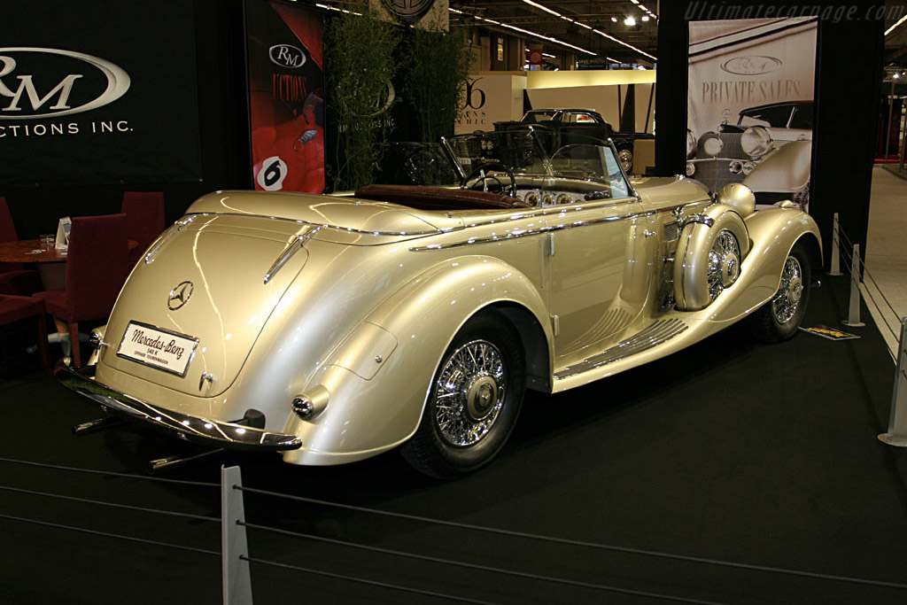 Mercedes-Benz 540 K Offener Tourenwagen    - 2006 Retromobile
