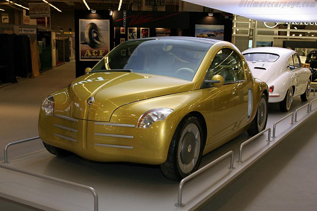 Renault Fiftie    - 2006 Retromobile