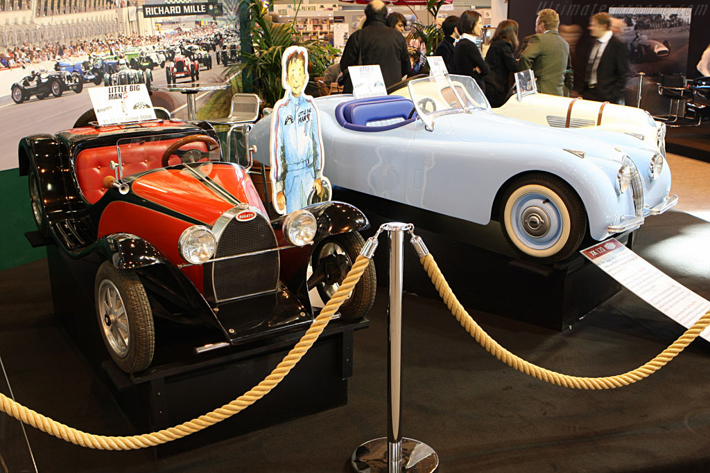'Little Big Mans'' at the Le Mans Classic    - 2008 Retromobile