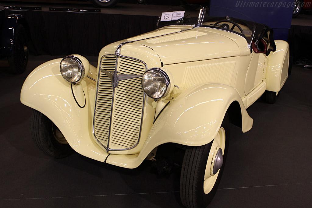 Adler Trumpf - Chassis: 86084   - 2008 Retromobile