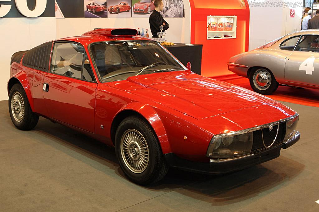 Alfa Romeo 2000 Z Periscopio    - 2008 Retromobile