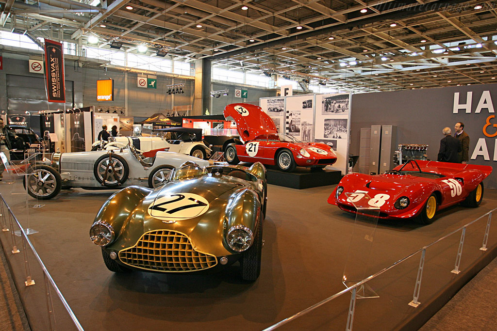Aston Martin DB3S    - 2008 Retromobile