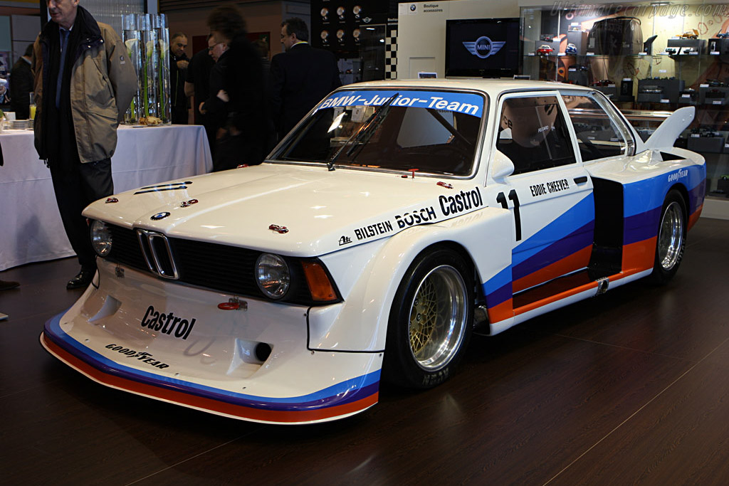 BMW 320 Group 5    - 2008 Retromobile
