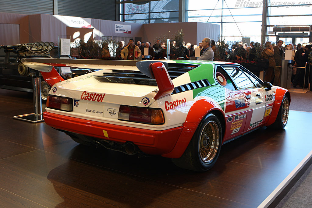 BMW M1 Group 4 - Chassis: 4301026   - 2008 Retromobile