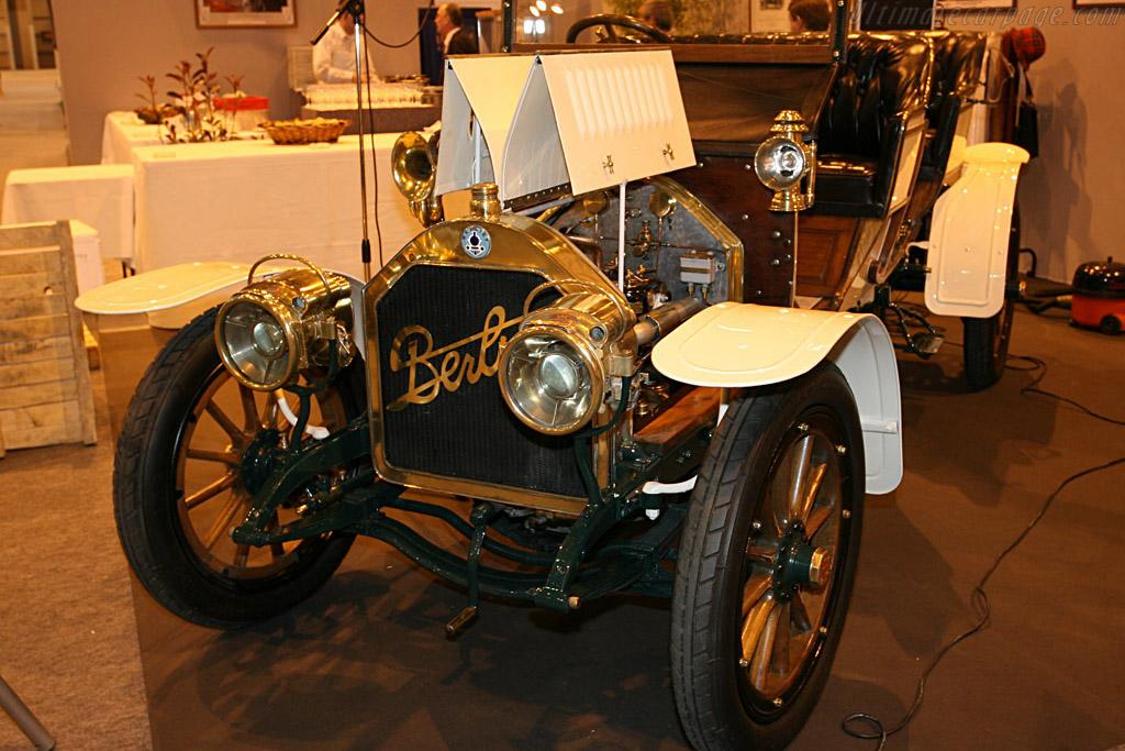 Berliet Type C2    - 2008 Retromobile