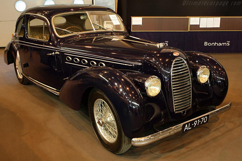 Bugatti Type 101 Guillore Coupe - Chassis: 101502   - 2008 Retromobile
