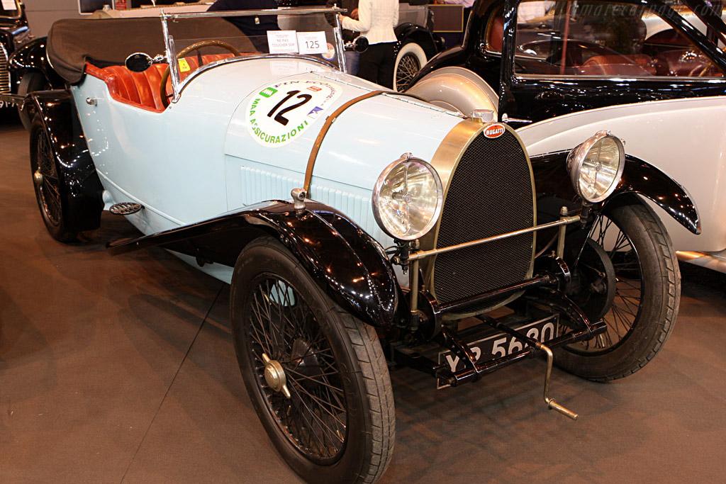 Bugatti Type 30 Tourer - Chassis: 4637   - 2008 Retromobile