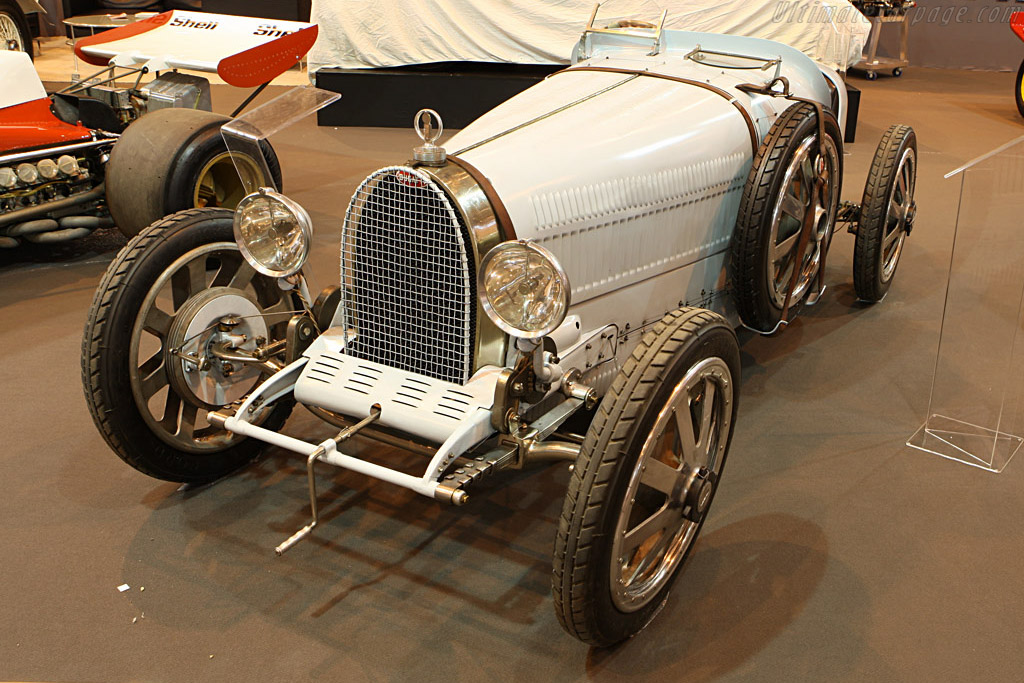 Bugatti Type 39A    - 2008 Retromobile