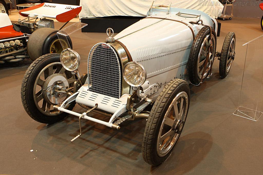 Bugatti Type 39A    - 2008 Retromobile