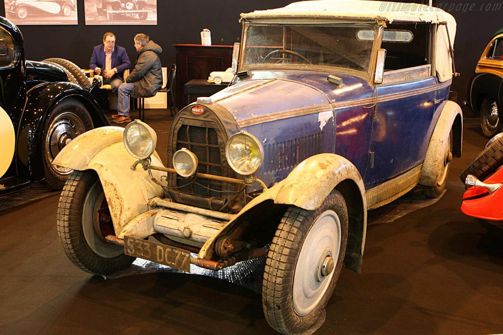 Bugatti Type 40    - 2008 Retromobile
