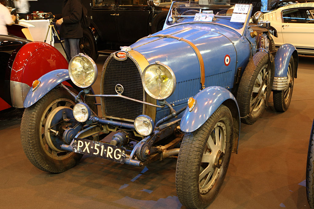 Bugatti Type 43 Grand Sport - Chassis: 43303   - 2008 Retromobile