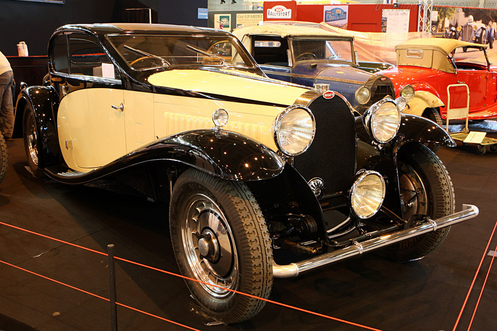 Bugatti Type 46 Semi Profilee - Chassis: 46136   - 2008 Retromobile