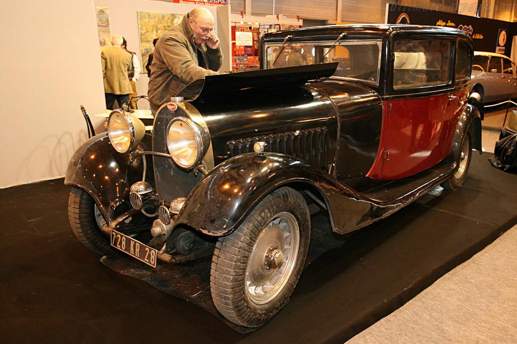 Bugatti Type 49    - 2008 Retromobile