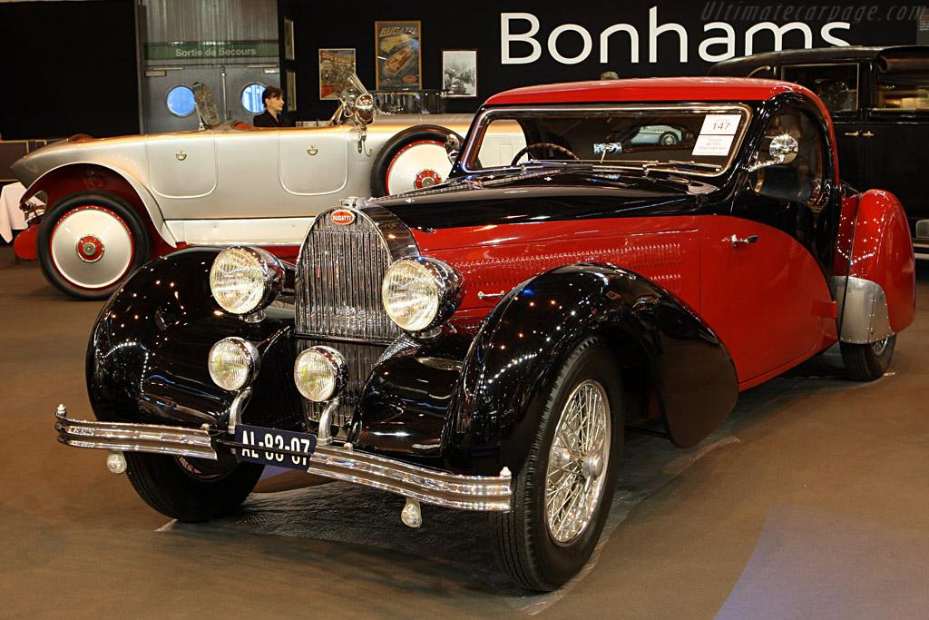 Bugatti Type 57 Atalante - Chassis: 57427   - 2008 Retromobile