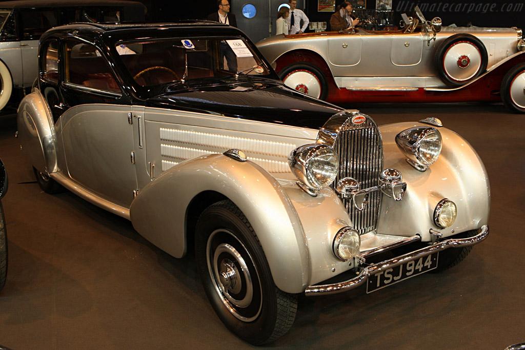 Bugatti Type 57 Gangloff Ventoux - Chassis: 57546   - 2008 Retromobile